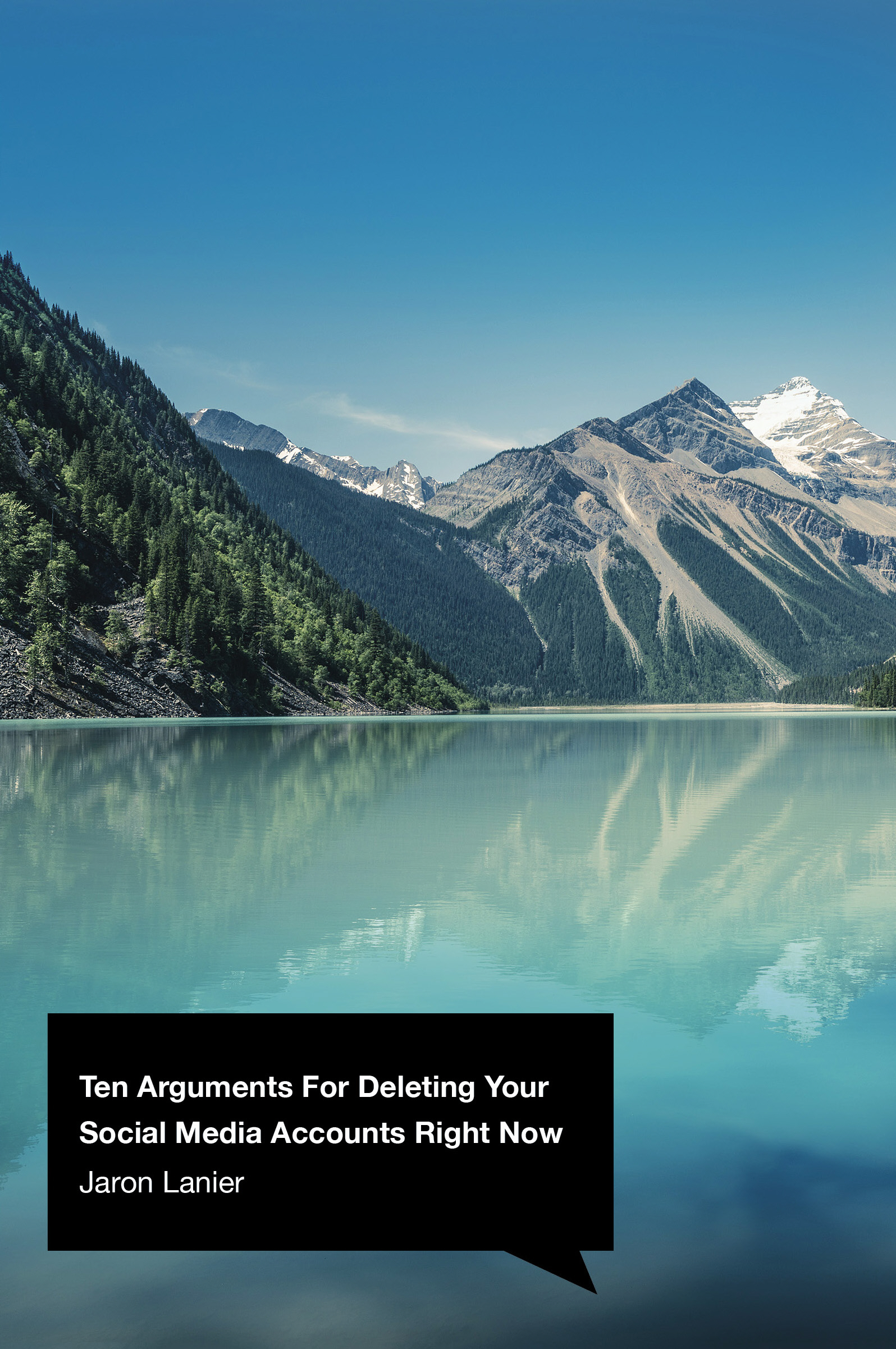 Web resources related to the book Ten Arguments for Deleting Your